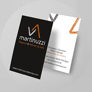 Identité visuelle Martinuzzi