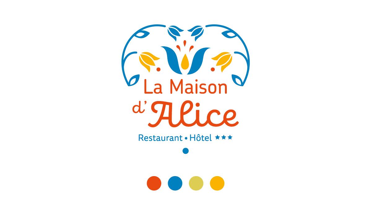Logo Couleur La Maison d'Alice
