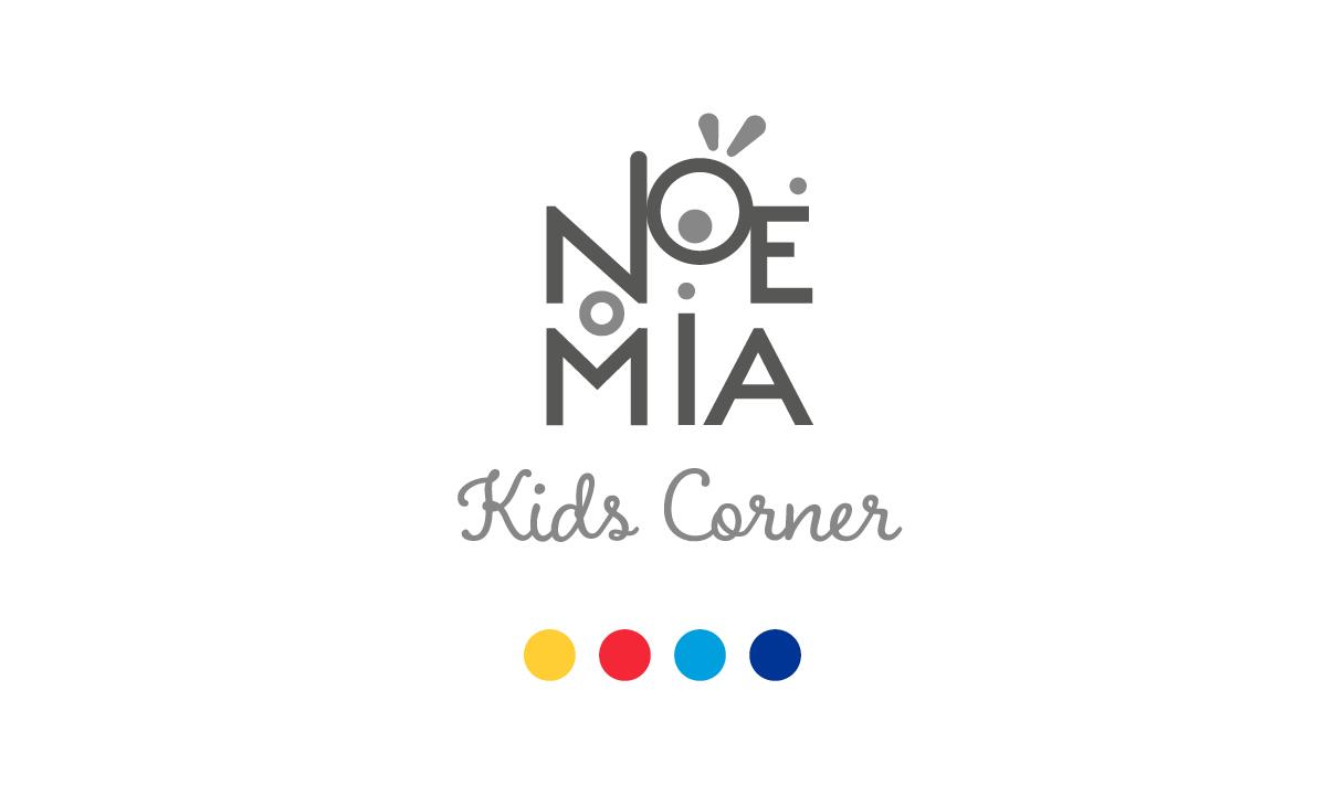 Logo Noémia Noir & Blanc